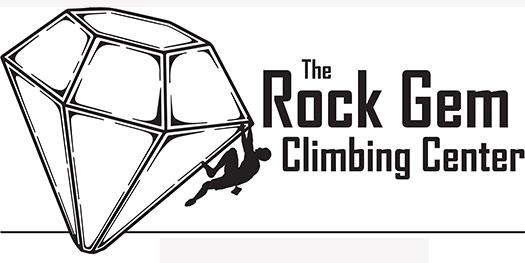 Rock Gem climbing